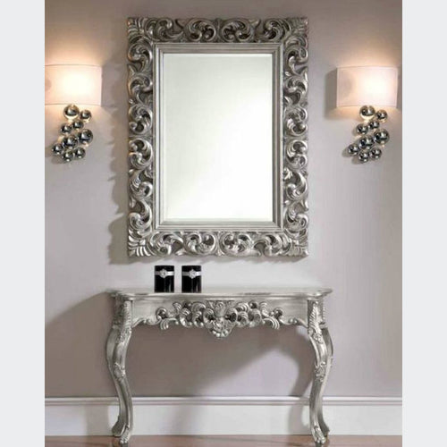 Mirror Design In Pakistan Mirror Console With Drawers Wood Action