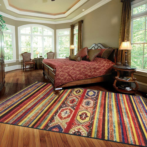 Traditional carpet 5 by 8 ft SS23