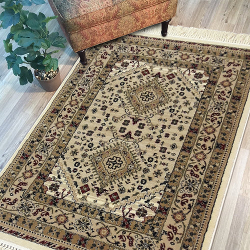 Traditional Rug 3 By 5 Ft 02