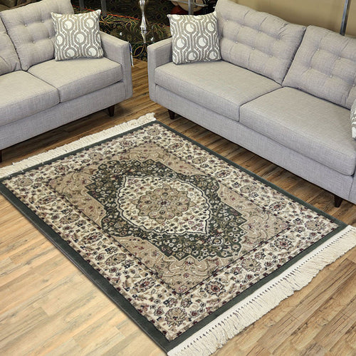 Traditional Rug 3 By 5 Ft 13