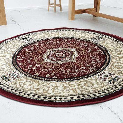 5 ft Round Rug RR05