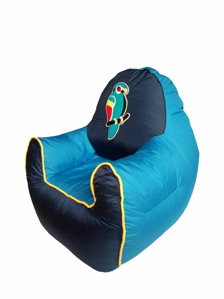 Rio Kids Bean Bag Sofa