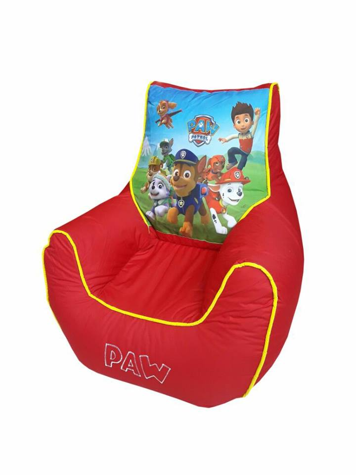 Paw Kids Bean Bag Sofa