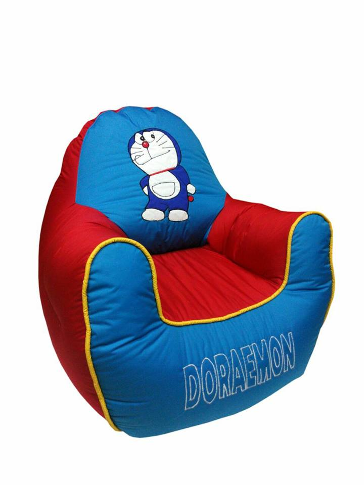 Doraemon Kids Bean Bag Sofa
