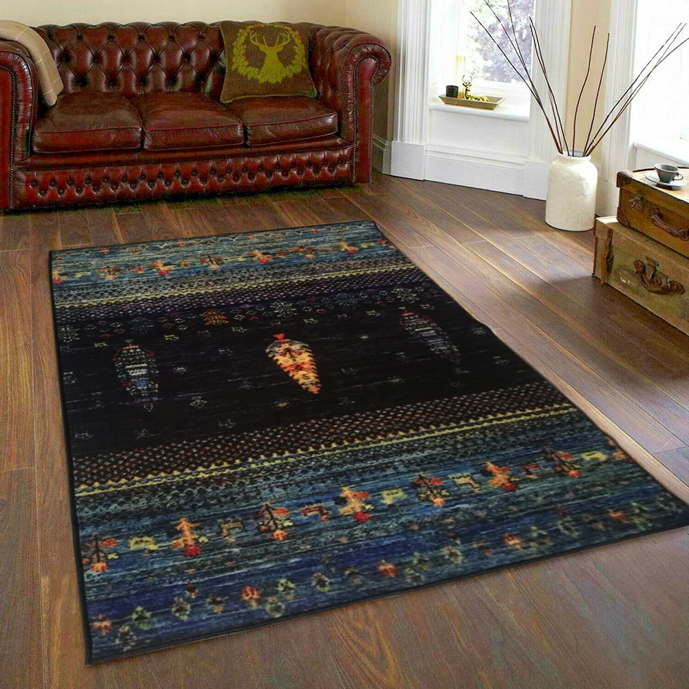 Traditional carpet 5 by 8 ft SS20