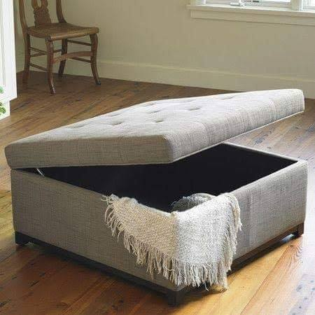 Jane Puffy Storage Coffee Table
