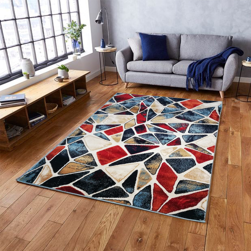 Modern Rug 3 By 5 Ft VN6