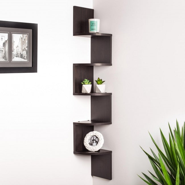 Nancy Corner Shelf