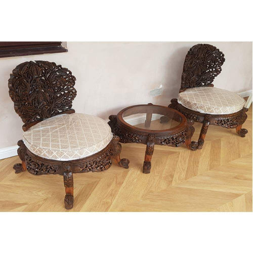 Chanioti Chairs and Table Set
