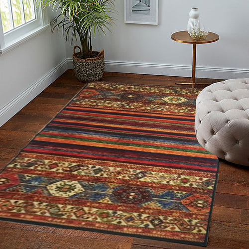 Traditional carpet 5 by 8 ft SS21