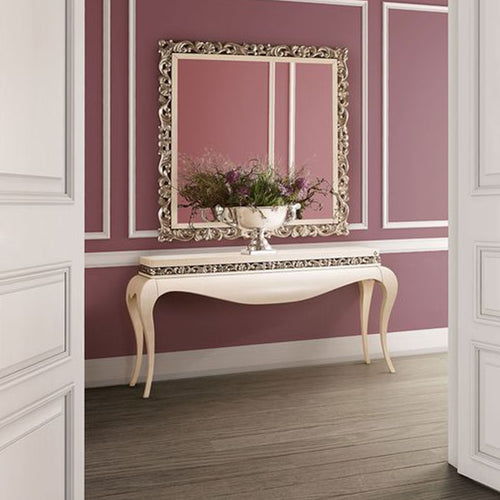 Franklin Mirror Console