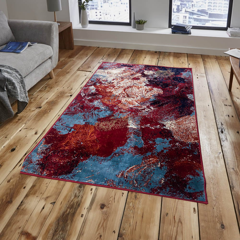 Modern Rug 3 By 5 Ft GN1