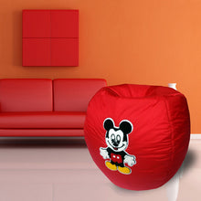 Minnie and Mickey Kids Bean Bag