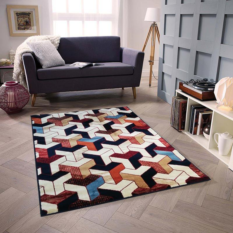 Modern Rug 3 By 5 Ft VN2