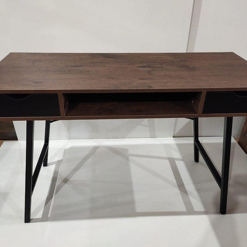 Brad Study Table Dark brown