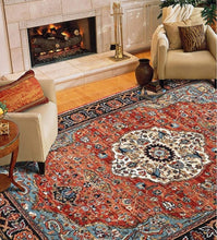 Traditional carpet 4 by 6 ft SS28
