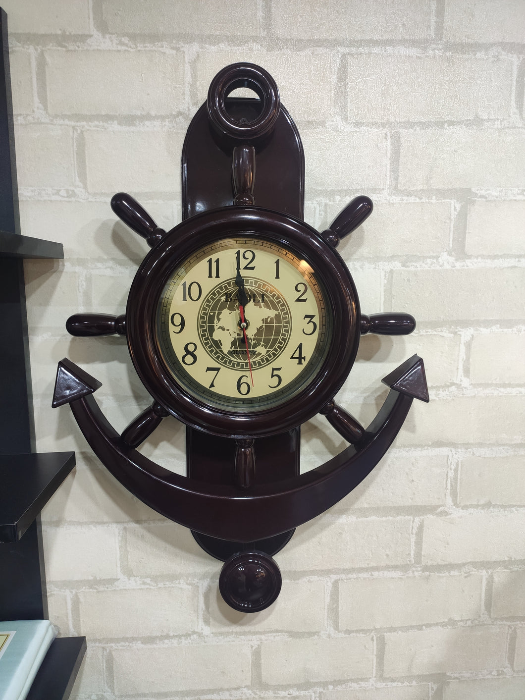 Ness Wall Clock