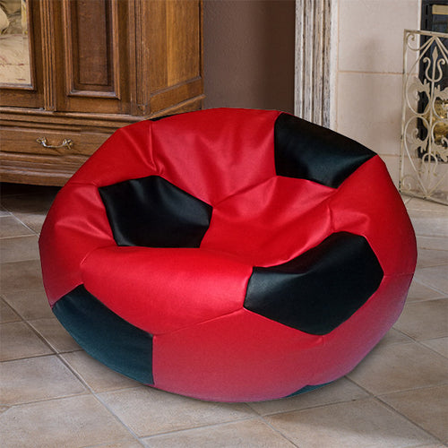 Football Bean Bag Leatherite