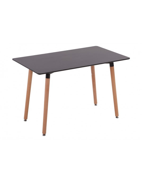 Imported Dining Table Black