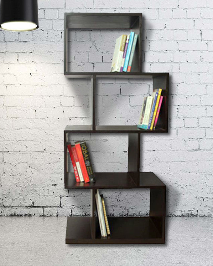 Zig Zag Book Floor Case