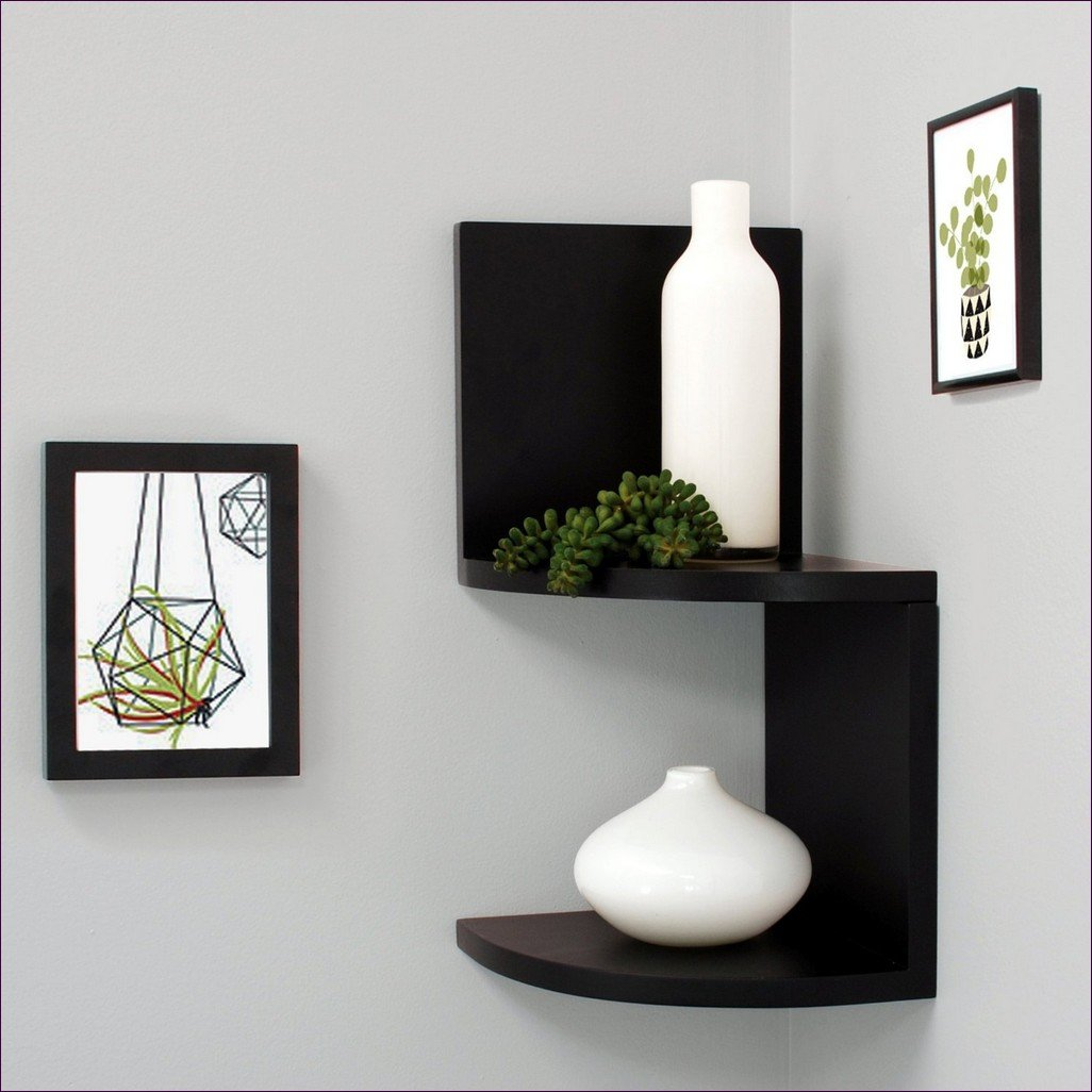 Half Nancy Corner shelf