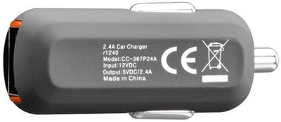 Car USB Charger back
