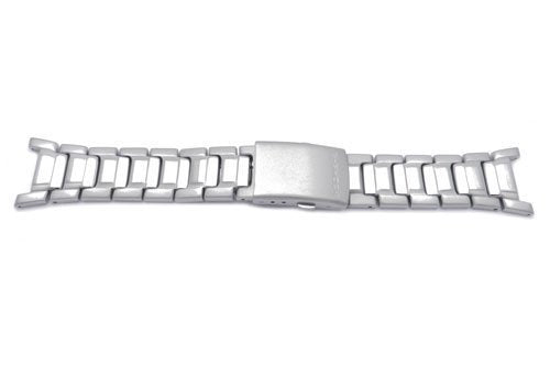 Genuine Casio Silver Tone Stainless Steel G-Shock Series Watch Band- 10109619