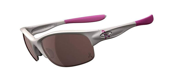 Oakley Womens Commit Iridium Rimless Sunglasses