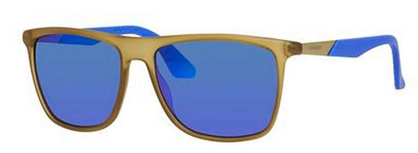 Carrera 5018/S Sunglass-0MJC Cedar Blue (Z0 Multilayer Blue Lens)-56mm