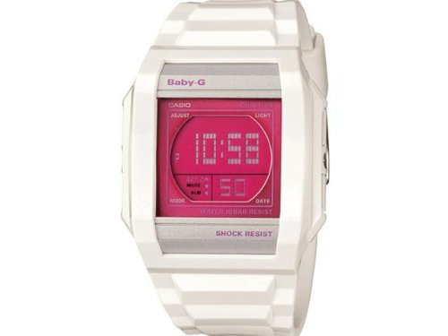 Baby-G Dual Time Chronograph Digital Pink Dial Women's watch #BG810PD-7