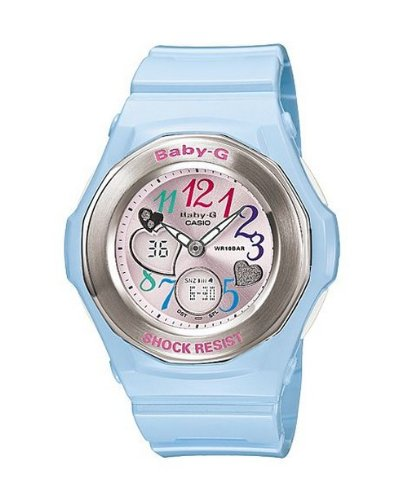 Casio Women's Baby-G Watch BGA101-2B
