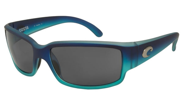 Costa Del Mar Sunglasses - Cat Cay- Glass / Frame: Matte Crystal Lens: Polarized