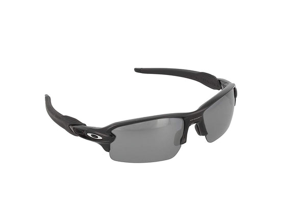 Oakley Men's Flak 2.0 OO9295 Polarized Iridium Rectangular Sunglasses