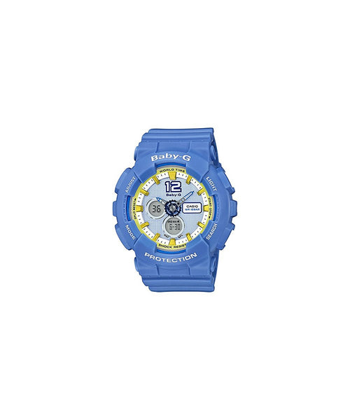 CASIO Ladies Watches BABY-G BA-120-2B