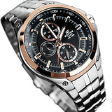 Casio General Men's Watches Edifice Multi Hand EF-326D-1AVDF - WW