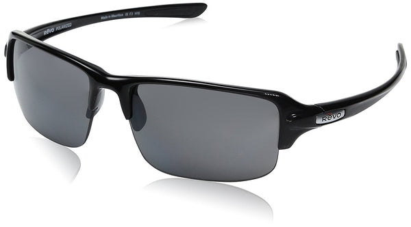 Revo Abyss Rectangular Polarized Sunglasses