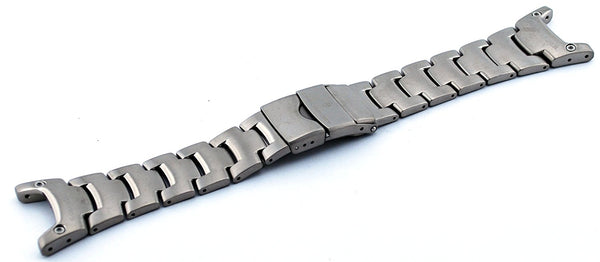 Casio #10262768 Genuine Factory Replacement Titanium Band Pathfinder Model: PAW1300T