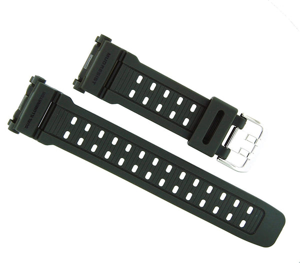 Casio G-9000-3V Green replacement watch band