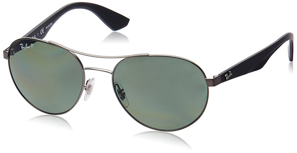 Ray-Ban Men's 0RB3536 Round Sunglasses