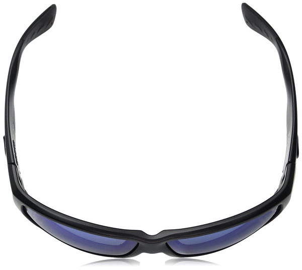 Costa del Mar Unisex-Adult Tuna Alley TA 01 OBMGLP Polarized Iridium Wrap Sungla