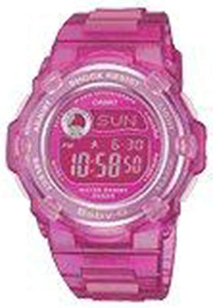 Baby-G Ladies Watch Baby-G 200M BG-3000A-6DR - WW