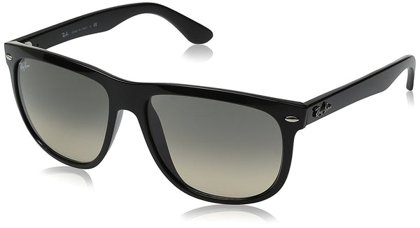 Ray-Ban RB4147 - BLACK Frame CRYSTAL GREY GRADIENT Lenses 56mm Non-Polarized