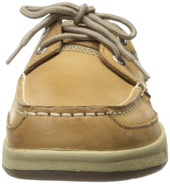 Sperry Top-Sider Lanyard 2-Eye Boat Shoe,Linen,8.5 M US