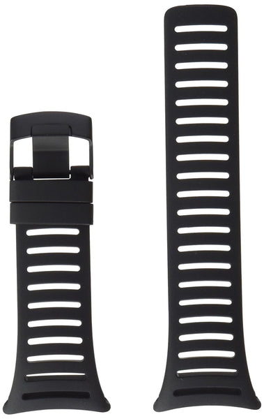 Suunto Core Light Elastomer All Black Replacement Strap - SS018650000