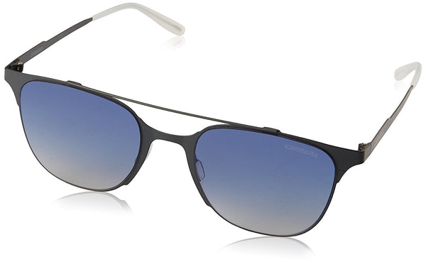 Carrera 116/S Sunglasses CA116S-0RFB-UY-5120 - Matte Gray Frame, Blue Sf Gray Le