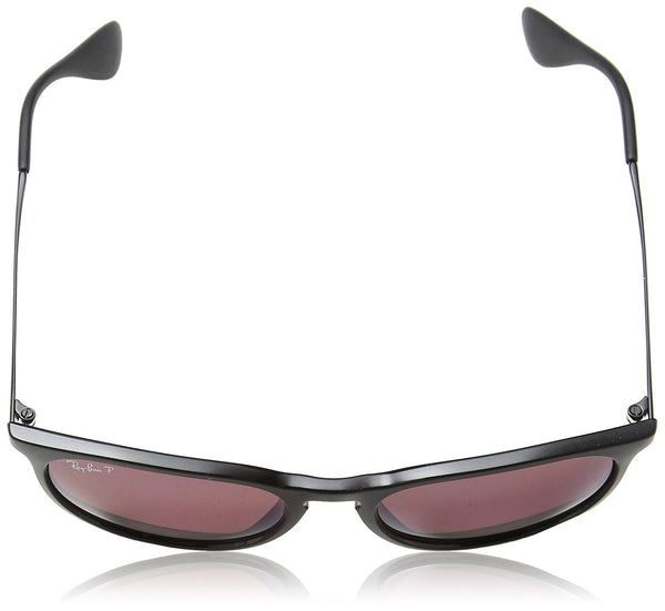 Ray-Ban ERIKA - BLACK Frame POLAR PURPLE Lenses 54mm Polarized