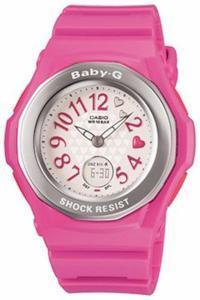 Baby-G Ladies Watch Baby-G Nail Art BGA-105-4BDR - WW