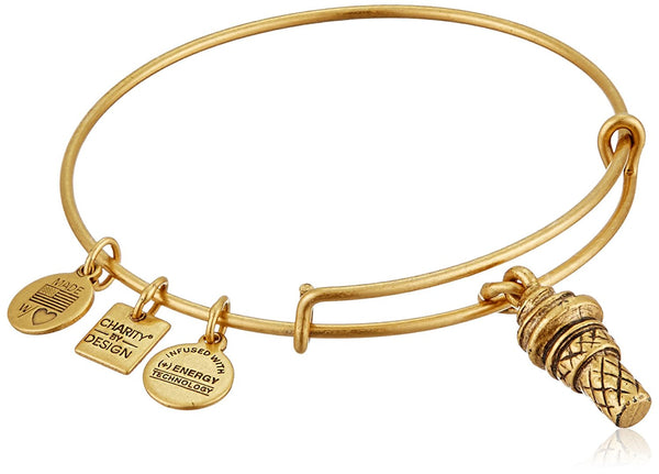 Alex and Ani Charity By Design Sweet Treats Bangle Bracelet