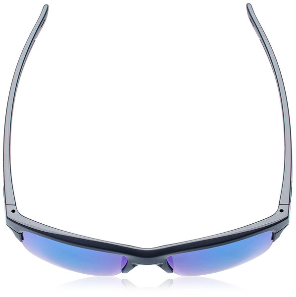Oakley Thinlink Sunglasses, Dark Grey/Sapphire Iridium, One Size