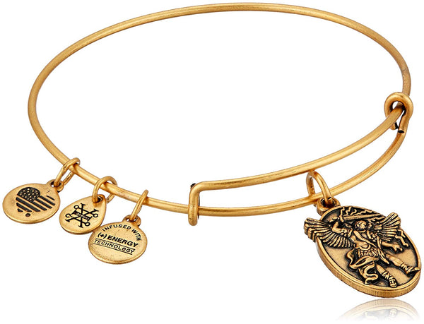Alex and Ani Archangel Michael EWB Bangle Bracelet